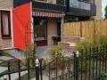 Tuinontwerp Montfoort Utrecht stadstuin privacy straatkant