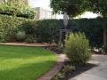 Woerden Utrecht, tuinontwerp met beeld