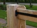 tuinpoort tuinontwerp onderhoudsarm - Utrecht