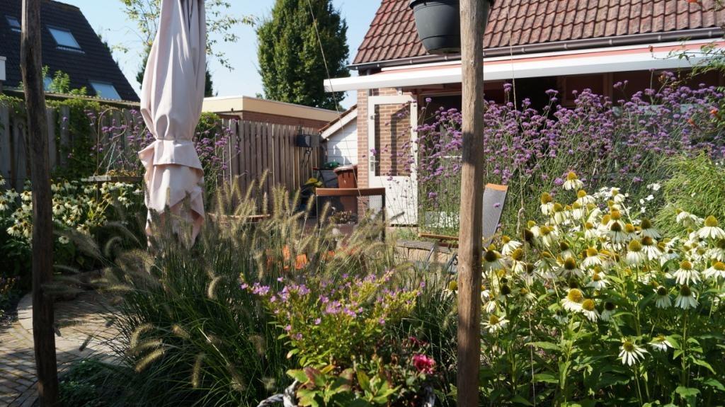 Beplantingsplan Natuurlijke Tuin : Tuinontwerp montfoort utrecht beplantingsplan gezellige