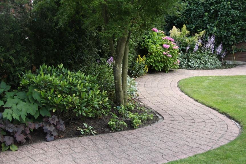 Simpele metamorfose vicas tuinontwerpen for Eenvoudige tuinontwerpen
