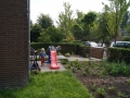 kindvriendelijke en onderhoudsarme tuin