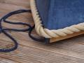 tuinontwerp met botensteiger houten vlonder