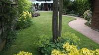 tuinontwerp aanpassing border Utrecht