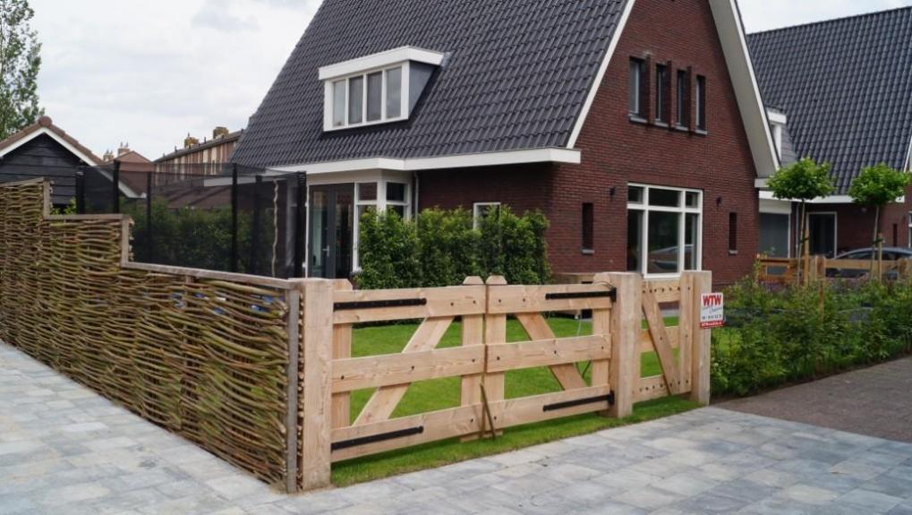 parkeerplaats grastegels tuinontwerp regio Utrecht