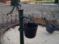 beweegtuin waterpomp voor tuinieren