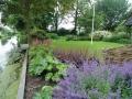 Waarder - beplanting waterkant