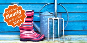 Vicas Tuinontwerpen op beurs Fleurig - schetsservice tuinontwerp
